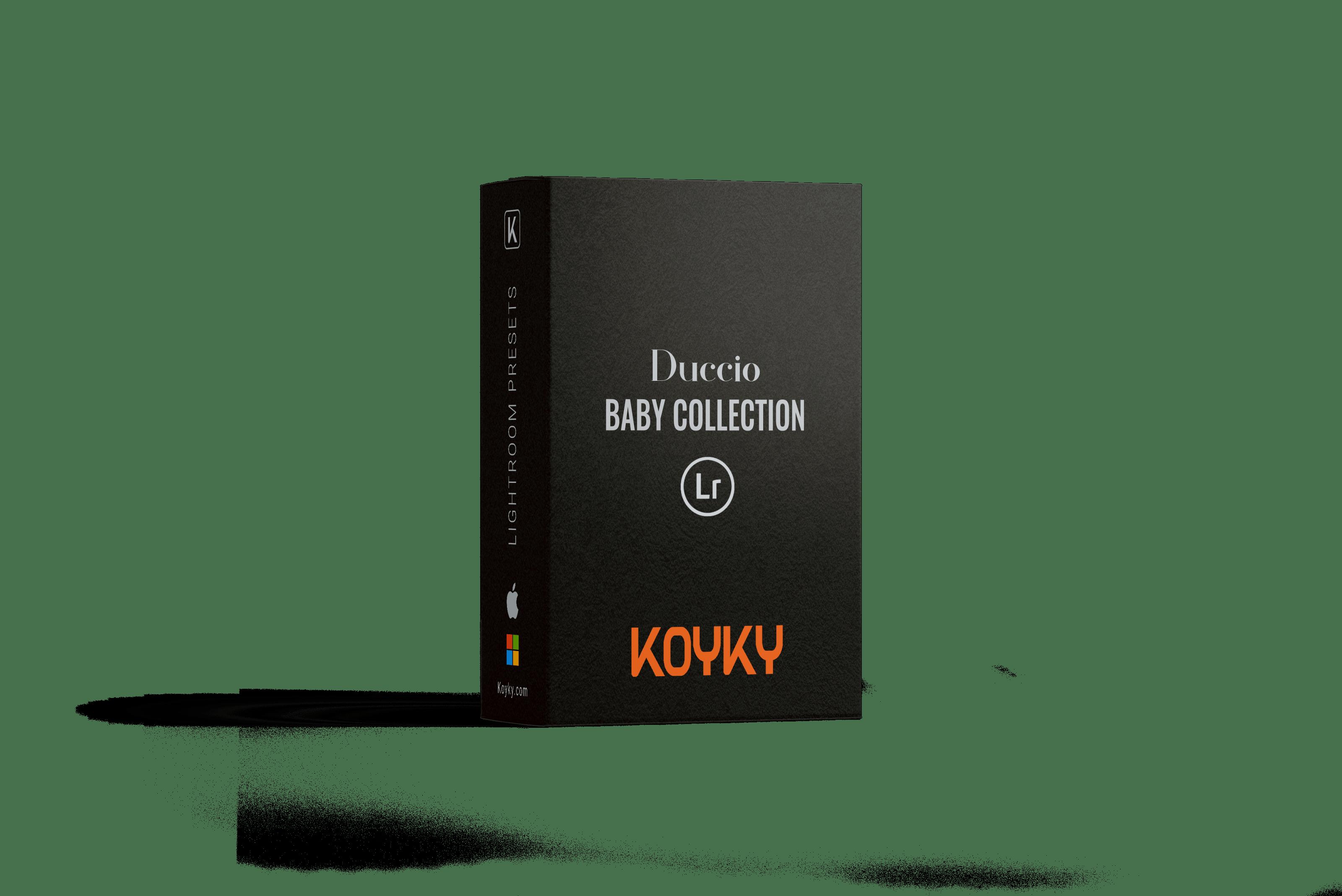 DUCCIO-baby presets collection