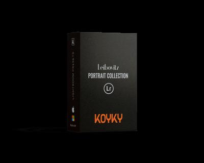 portrait presets collection